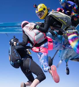 2018 SIS Unicorn Boogie, Skydive California