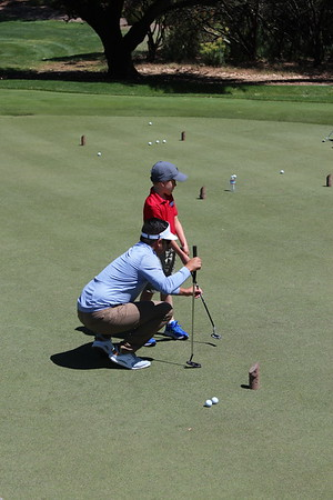 Junior Golf School - June