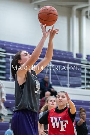 Broughton girls basketball vs Wake Forest. November 14, 2019. D4S_9537