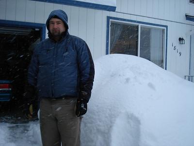 2008.12.24 Christmas drive to Idaho