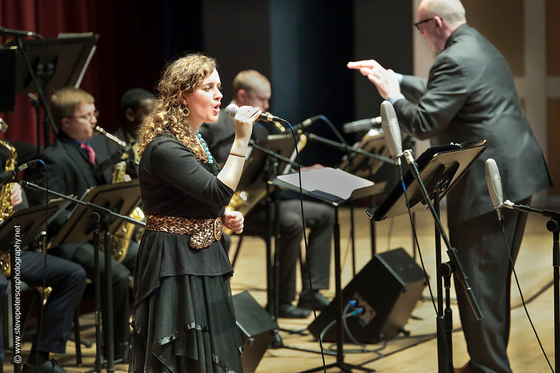 U of M Jazzfest 2014, Dean Sorenson Director, featuring Patty Peterson and the Peterson Family