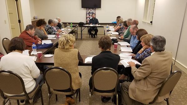 Community Life - Bible Study - October 11, 2017