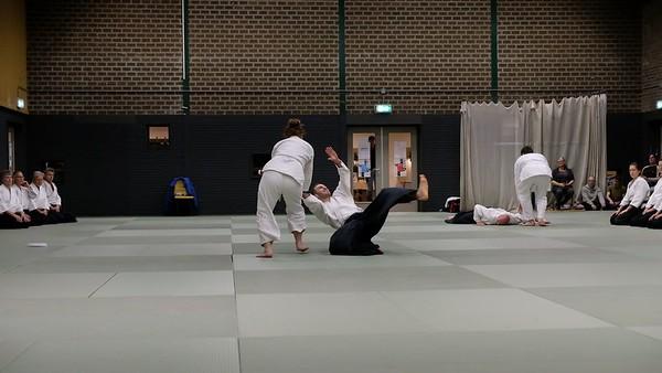 Aikido examen Songül