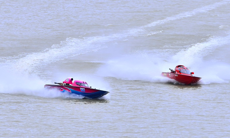 2019 Powerboat Spectacular  Aust vs USA (Round 2) Day 2