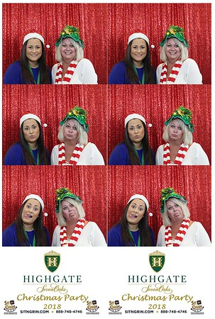 Highgate Christmas Party