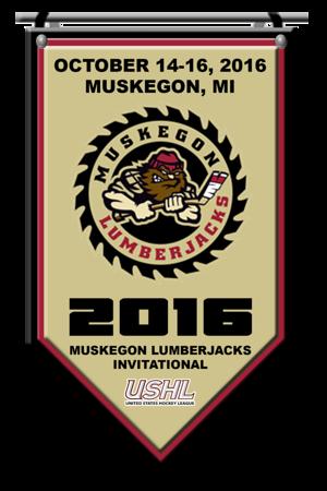 2016 1016 Muskegon Lumberjacks Invtl