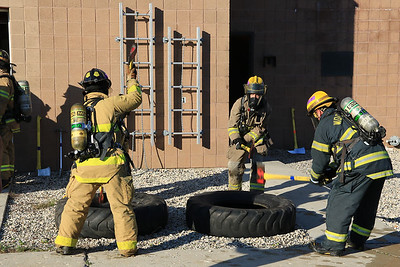 McHenry County College -Fire Science  Fall 2018