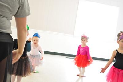 Juliana & Madilyn - Ballet 4-6-2015