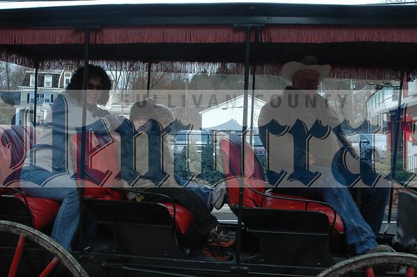 Callicoon Santa Express
