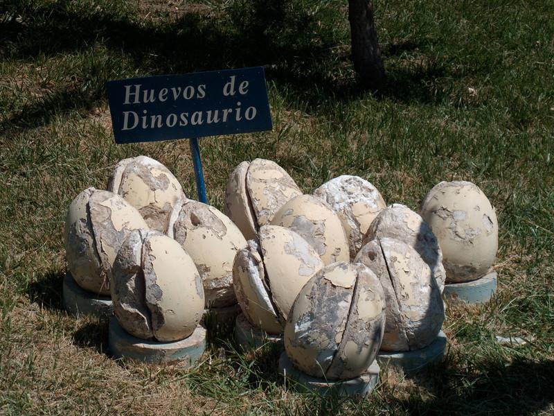Huevos de Dinosurio