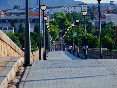 Merida Spain      Puente Romano