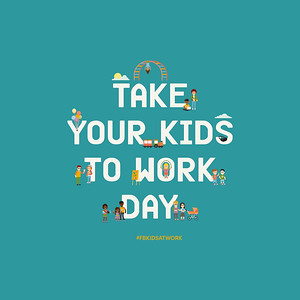 Facebook | Take Your Kids To Work Day - Gifs Animados