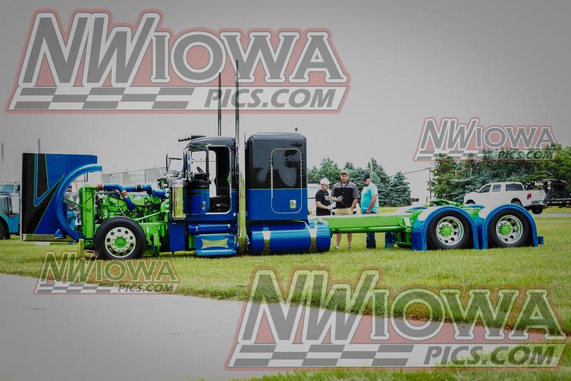 2018 Paullina Truck Show