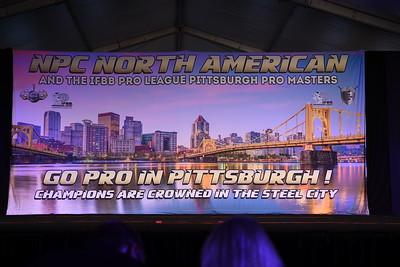 2020 NPC North Americans - Women's Comparisons & Awards