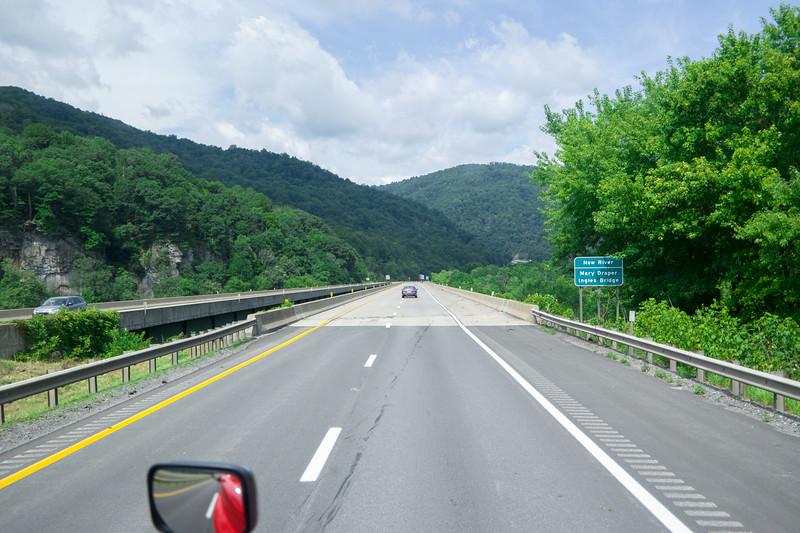 West Virginia I-64