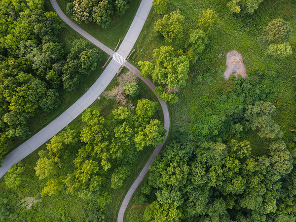 Volksweg Biking Trail