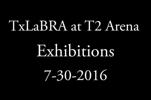 7-30-2016 Exhibitions