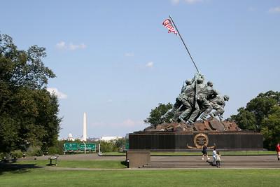F38-Iwo Jima Memorial