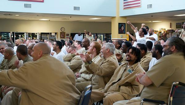 Poet Lemon Anderson/Post Prison Education Program @ Stafford Creek Prison