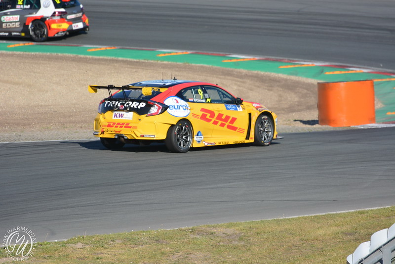 Tom Coronel (NL), Honda Civic TCR