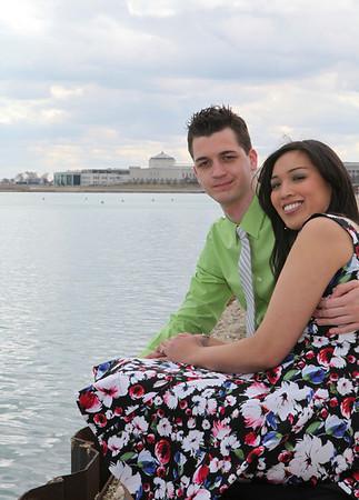 Keith and Tara