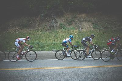 Cycling photos at the Tour of Utah in Park City, Utah