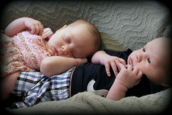 Lafferty Twins