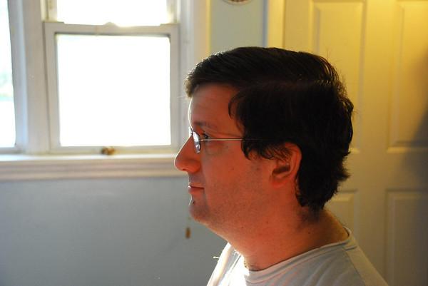 First Home Haircut