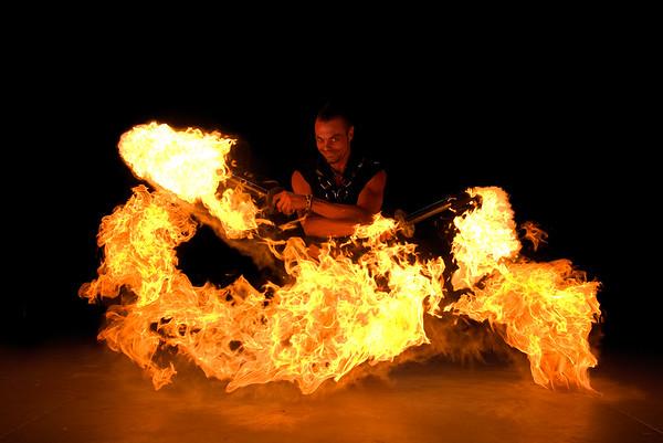 Fuego Carnal