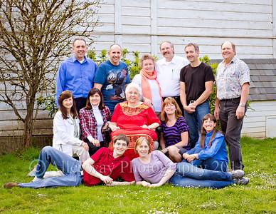 Goold Family 2012