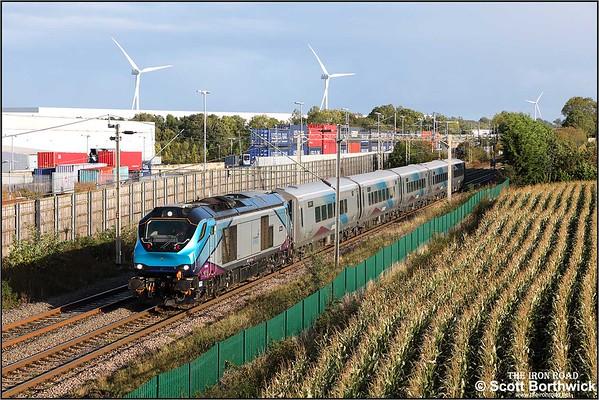 Class 68: Trans Pennine Express