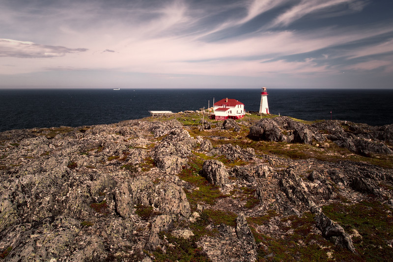 Quirpon Island Lighthouse, Newfoundland
