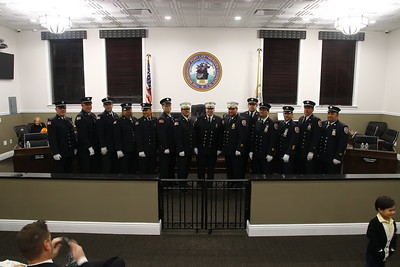 Fort Lee Fire Department  2019