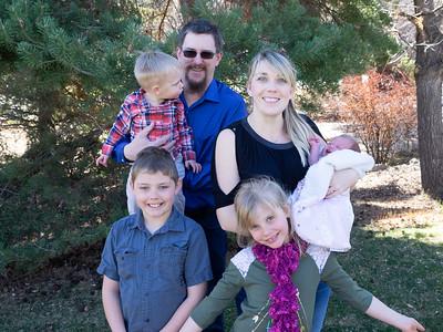 Natasha's Family