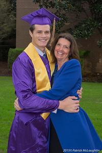 2015 December 18 Keegans ECU Graduation