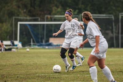 2012 PHS JV Girls Soccer vs Seymour