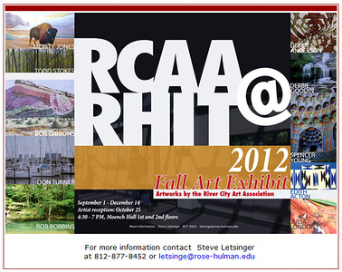 River City Art Association Exhibits