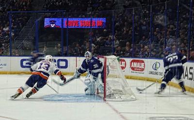 Bolts vs Islanders Dec 2019