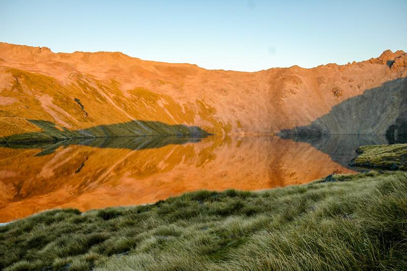 Angelus Hut, New Zealand