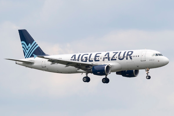 F-HFUL - Airbus A320-214