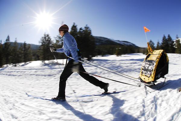 Burley Winter Bend Shoot