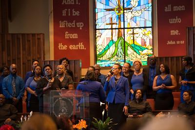 Calvary Baptist Church -2016