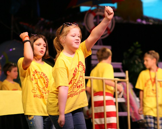 "Trinity Children's Choir - Production of ""Splash Kingdom"""