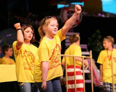 "Trinity Children's Choir - Production of ""Splash Kingdom"""
