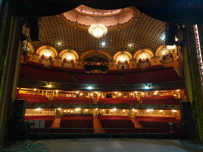 JULY 24, 2018 SYDNEY STATE THEATRE TOUR and OPERA AIDA