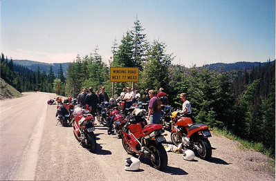 MT Ducati Sport Ride 2001
