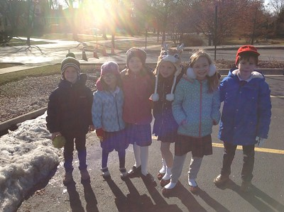 Recess for Primary
