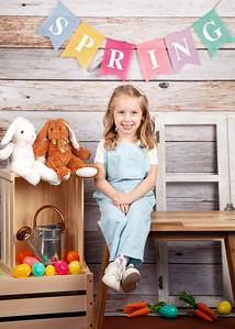 Happy Little Feet - Spring 2019