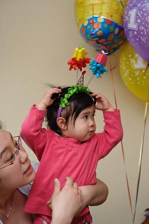 "Maliya""s First Birthday"