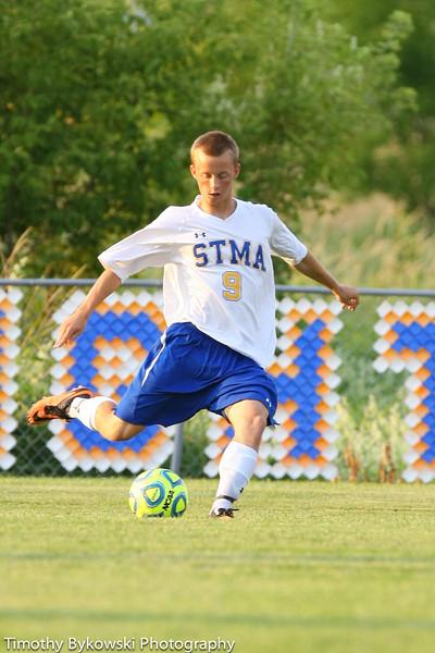STMA Boys Soccer vs the Spuds